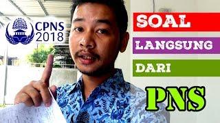 Download Video SOAL UJIAN  CPNS 2018 DARI PNS YANG SUDAH LULUS MP3 3GP MP4