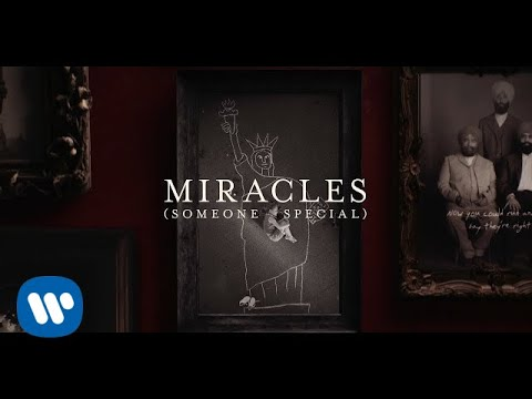 Miracles (Someone Special) [Lyric Video] - Coldplay & Big Sean