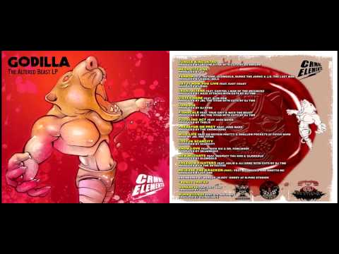 Godilla - Lost in Scarcity (Altered Beast)