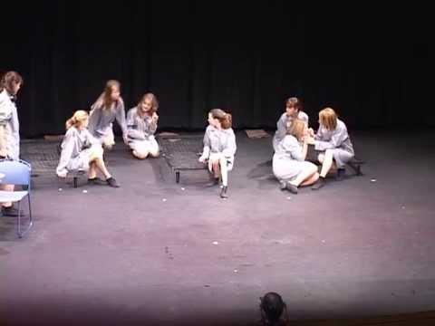Театр Ольги Шведовой - Золушка в Колонии для Несовершеннолетних Преступниц