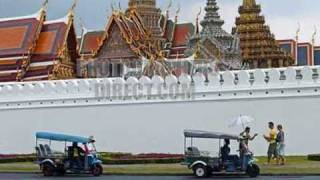 Tourist Scams 1 -  The Thai Gems Scam / 20 Baht Tuk Tuk Scam