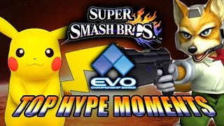 Maximilian Dood's SMASH BROS MELEE at Evo 2014 – Top Hypest Moments
