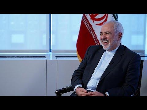 Iran: Außenminister Sarif droht mit Ausstieg aus Atom ...