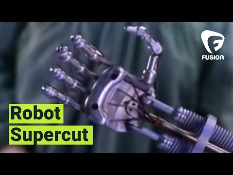 Supercut Of Robots In Movies Spanning Almost 100