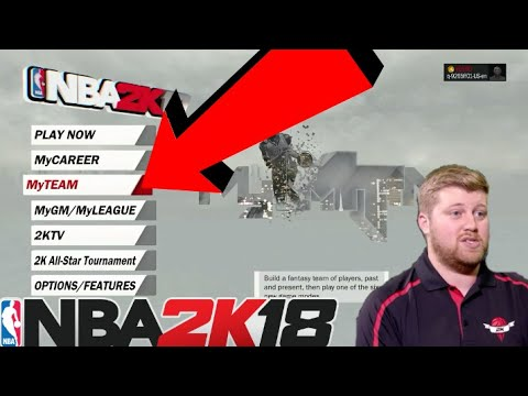 ROBBY LEAKED NBA 2K18 NEWS! MyTeam Information! @twobrosgaming