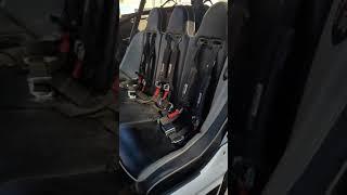 7. Bench seats Kawasaki T 4