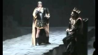 Download Lagu Michele Pertusi & Roberto Servile - Uldino a me dinanzi...Tardo per gli anni ( Attila ) Mp3