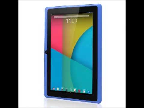 "Buy Dragon Touch Y88X 7"" Quad Core Google Android 4.4 KitKat Tablet PC"