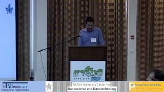 Closing Remarks - The Fred Chaoul TAU 8th Annual Nano Workshop