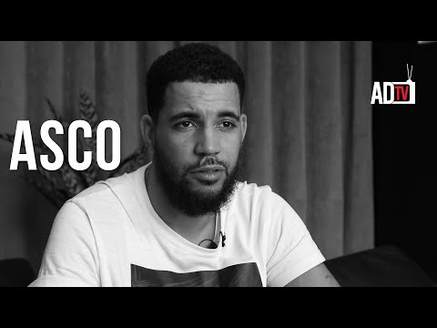 "Asco Interview: ""I Put Pressure On Myself"" 