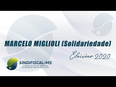 Entrevista com o candidato Marcelo Miglioli (Solidariedade)