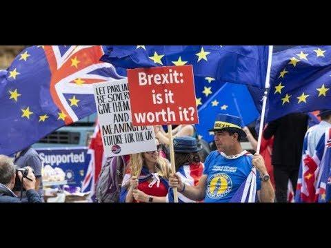 AB MÄRZ 2019: Millionen Versicherungen könnten durch Brexit ungültig werden
