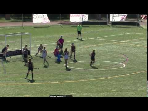 Shorewomen Field Hockey - Brandt's Second Goal v. Roanoke