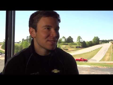 TUDOR Championship Driver Interview at Road Atlanta