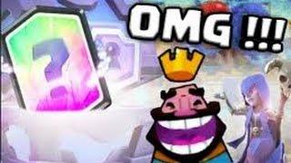 Opening de ouf clash royal légendaire!!!😎😎😎😎