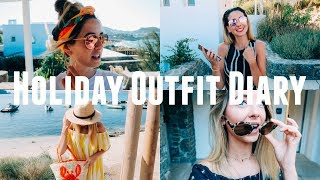 Video My Holiday Outfit Diary | A Week In Outfits | Zoella MP3, 3GP, MP4, WEBM, AVI, FLV Juli 2018