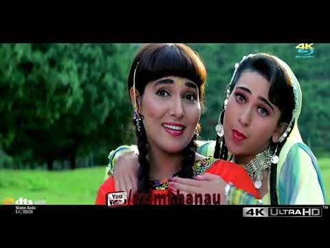 Puchho Zara Puchho 4K 2160p Raja Hindustani 1996 ( 2160 X 3840 ).webm
