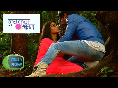 Abhi Pragya Romance In Jungle In Kumkum Bhagya | Zee Tv Show