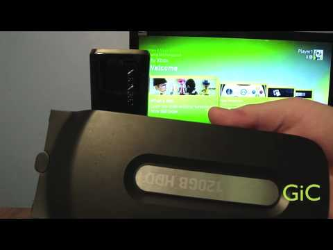 How To Transfer Data From Fat Xbox 360 HDD To The Xbox 360 Slim HDD