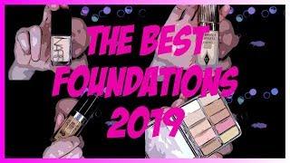 THE BEST FOUNDATIONS 2019! by Wayne Goss