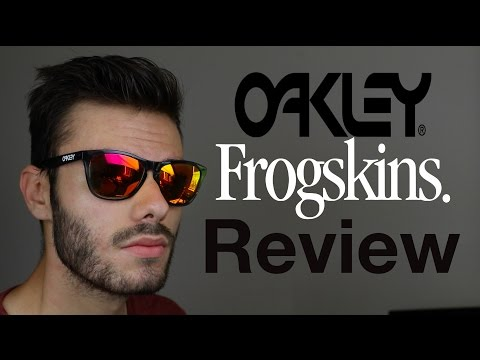 Oakley Frogskin Review