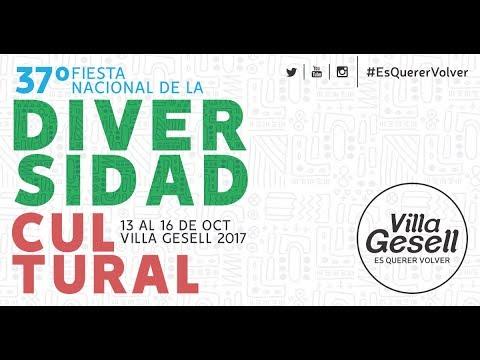 37° Fiesta Nacional de la Diversidad Cultural