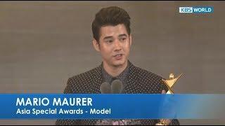 Video MARIO MAURER l 2017 Asia Model Festival - Asia Model Awards MP3, 3GP, MP4, WEBM, AVI, FLV September 2018