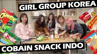 Download Video GIRL GROUP IDOL KOREA COBAIN SNACK INDO ft. MOMOLAND MP3 3GP MP4