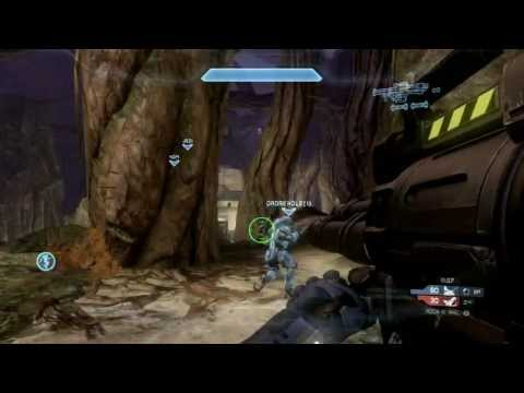 rail - This game is Halo 4. Played on Xbox 360 recorded with a black magic intensity pro.