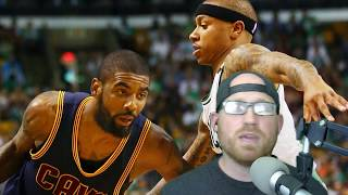 With Kyrie Irving being traded to the Boston Celtics for Isaiah Thomas, it changes the makeup of the two best teams in the Eastern ...