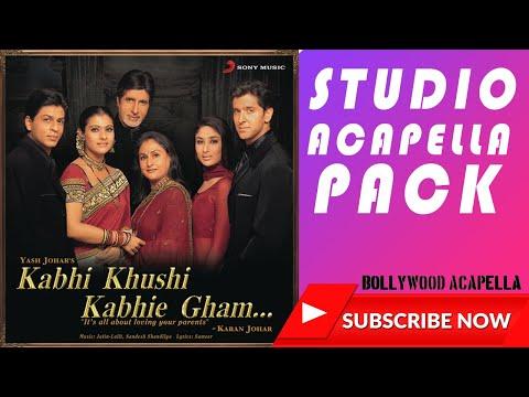 Kabhi Khushi Kabhie Gham(2001) Studio Acaprlla Pack
