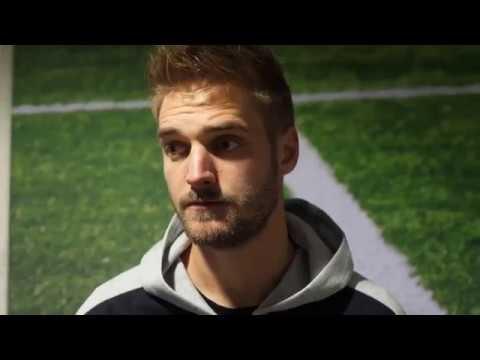 Johan Mårtensson efter förlusten mot IFK Norrköping