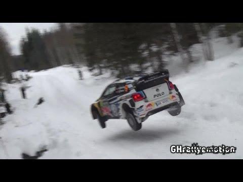 WRC Rally Sweden 2015: Sunday Highlights - GHrallyemotion