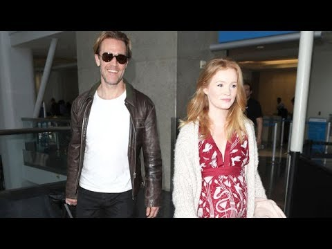James Van Der Beek And Pregnant Wife Kimberly Expecting New Child Any Day