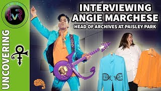 Download Lagu Uncovering Prince with Angie Marchese : Paisley Park's Head of Archives! | Interview Mp3