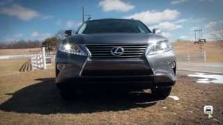 2013 Lexus RX350 Review