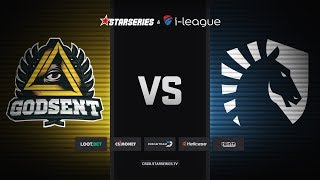 GODSENT vs Liquid, map 3 nuke, StarSeries i-League Season 5 Finals