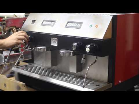 Astra Mega Espresso Machine Demo