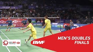Video MD | GIDEON/SUKAMULJO (INA) [1] vs ASTRUP/RASMUSSEN (DEN) [4] | BWF 2018 MP3, 3GP, MP4, WEBM, AVI, FLV November 2018