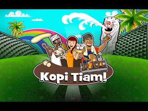 Video of Kopi Tiam Mini - Cooking Asia!