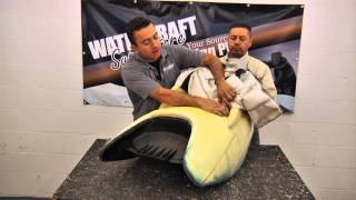 9. WCSS DIY: Jetski Seat Cover installation