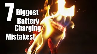 These are the top 7 most common battery charging mistakes. Steer clear of these to extend the lifespan of your phone and battery life. Protect your phone wit...