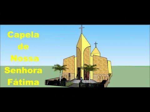 Projeto Construção da capela de Nossa Senhora Fátima- Bairro Panorama
