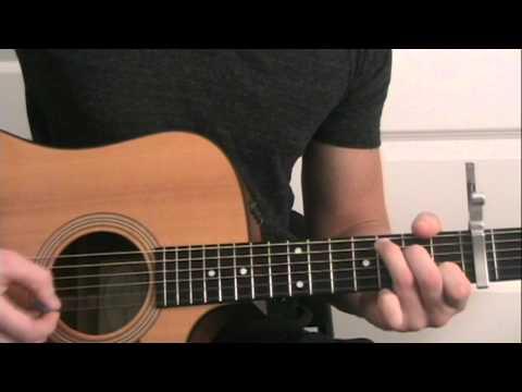 Avril Lavigne - Wish You Were Here - Guitar Lesson