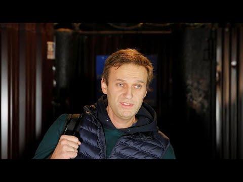 Ρωσία: Αφέθηκε ελεύθερος ο Ναβάλνι