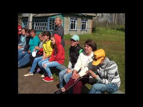 Программа Земляки Спорт в массы Интервью с Л Харисовой - DomaVideo.Ru