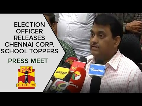 Plus-2-Results--District-Election-Officer-Releases-The-Chennai-Corporation-School-Toppers-List