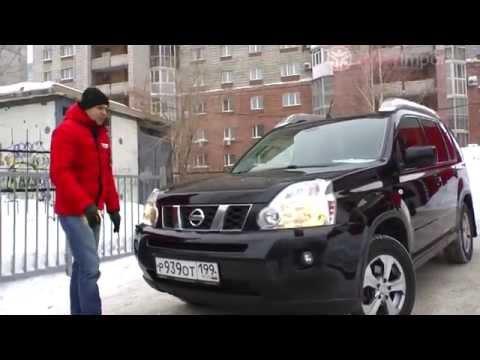 Отзывы nissan x-trail 2010 дизель фотка