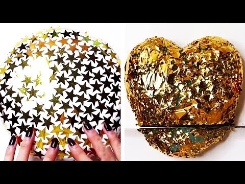 The Most Satisfying Slime ASMR Videos  Oddly Satisfying Slime 2019  89