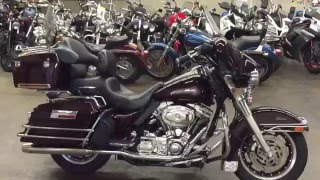 9. 2005 Used Harley Davidson Electra Glide classic 1550 Big bore